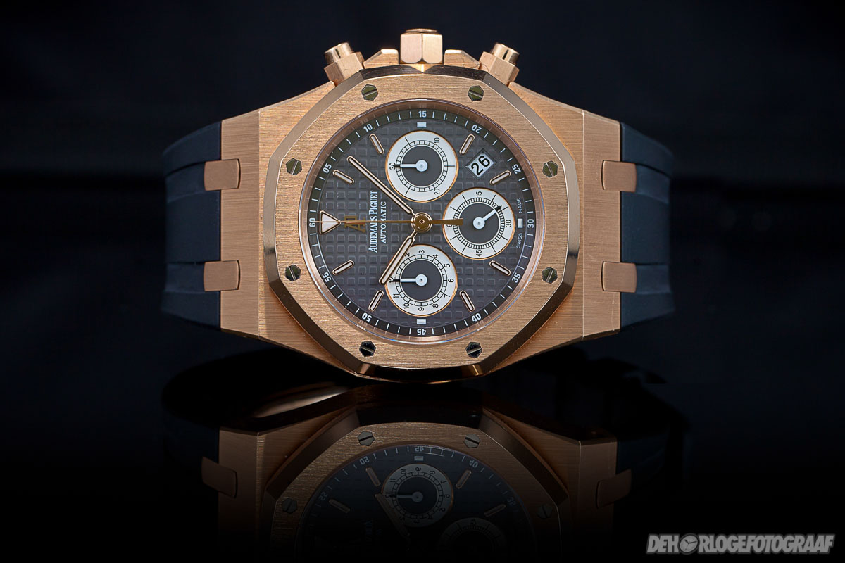 Audemars Piguet Royal Oak Chrono 26022