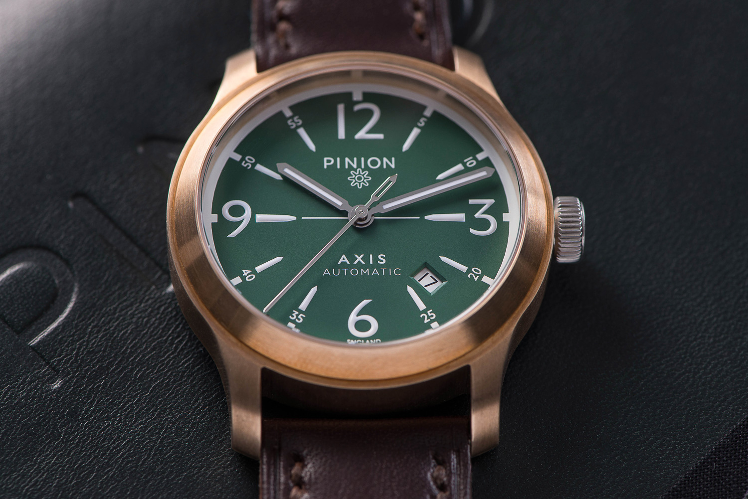 a revival features pinion how designer young suave piers forming berry created watches british brand watch